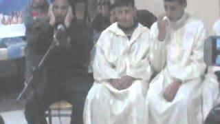 تلاوة عطرة بلسان طالب في جامعة ابن خلدون تيارت الجزائر الفائز بمسابقة لتجويد القرءان الكريم