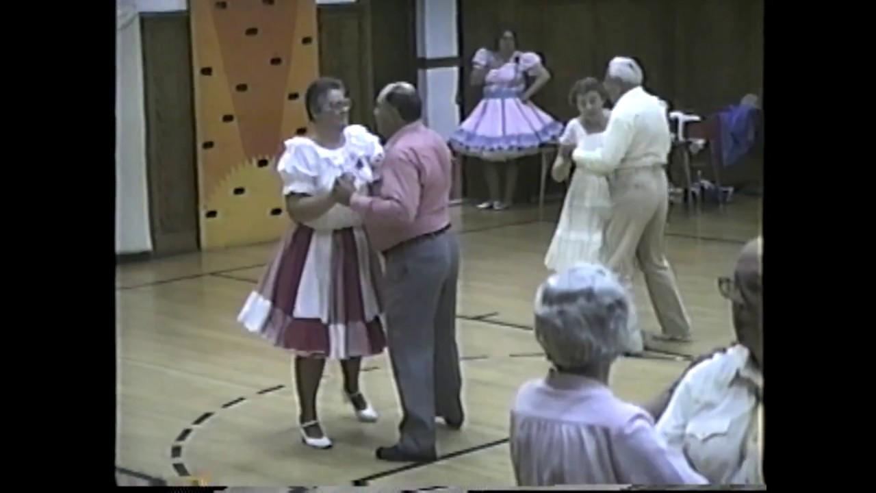 Square Dancing  8-13-88