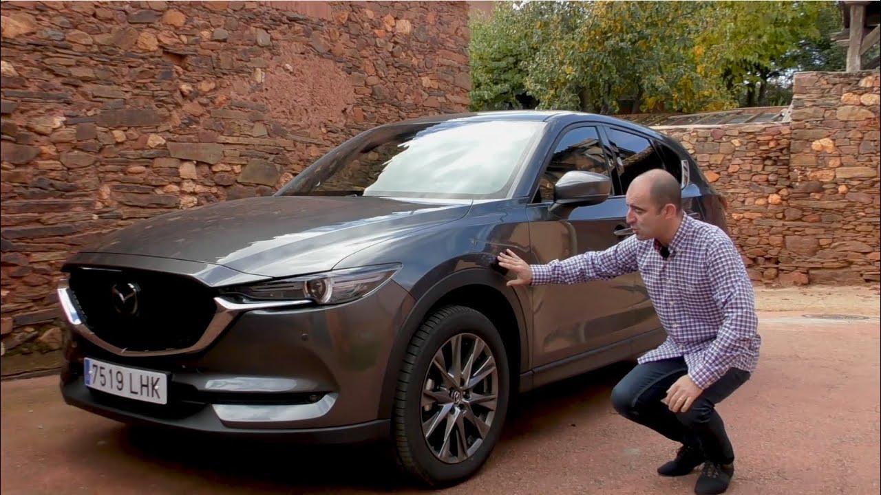 Download Arrancamos analiza el Mazda CX-5