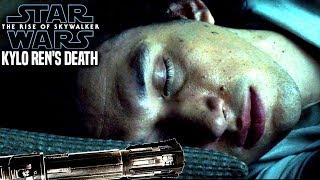 Kylo Ren Dies In The Rise Of Skywalker! Leaked Hints (Star Wars Episode 9)