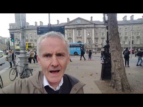 Thoughts on College Green refusal by An Bord Pleanála