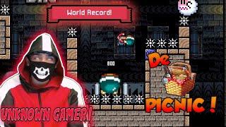 DE PICNIC CON EL UNKNOWN GAMER | JC TheChamp | Super Mario Maker 2