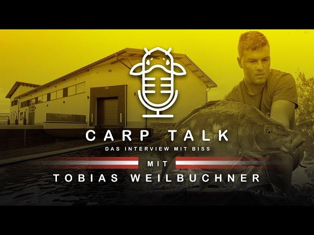 KARPFEN TALK - Das Interview mit Biss #04 mit Tobias Weilbuchner (Carpline24)