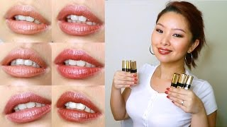 Bobbi Brown Luxe Lip Colors | HONEST Review & Lip Swatches!