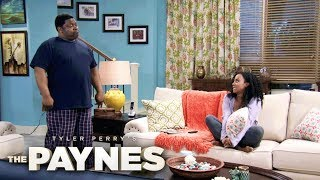 Nyla Records Over Curtis' Show   Tyler Perry's The Paynes   Oprah Winfrey Network