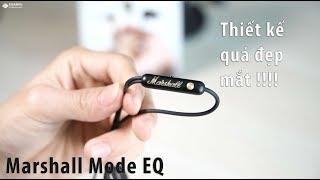 Tinh chỉnh EQ ngay trên dây tai nghe ?   Lạ nhưng mà có thật : Marshall Mode EQ