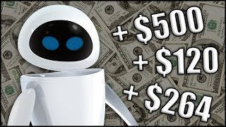 Бот для заработка денег на андроид