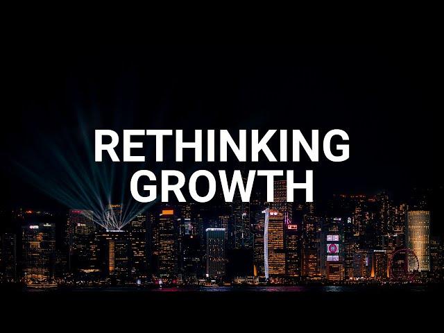 Rethinking Growth - China's Ecological Civilization