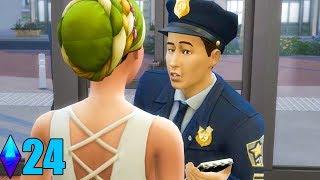 Mein erster Arbeitstag als POLIZIST ☆ Sims 4