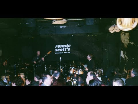 Larry Adler live at Birmingham Ronnie Scott
