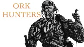 40 Facts and Lore about Armageddon Ork Hunters Warhammer 40K