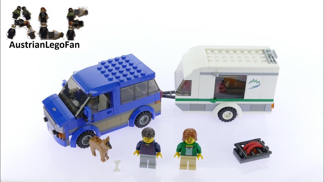 How To Make A Lego City Car