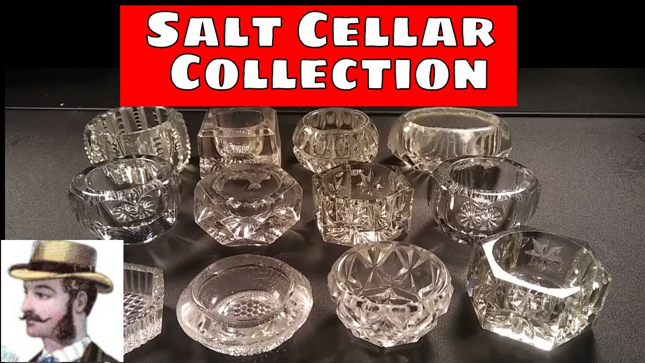 Value Of Collection Salt Cellars