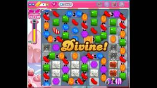 Candy Crush Saga Level 1497 No Boosters