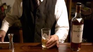 マッカランの味わいを活かした水割り(how to cocktail MACALLAN&WATER) thumbnail