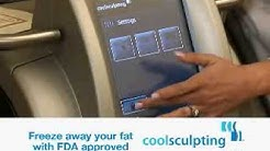 Zeltiq CoolSculpting at Pure Radiance Spa in Tyler Texas, Dr. Mack Stewart, MD