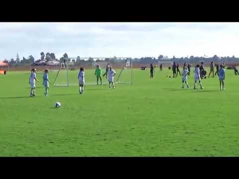 Ari - free kick San Diego Surf Cup 2017 against LA Galaxy