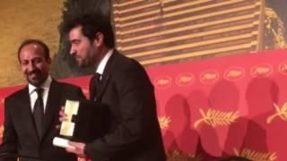 Deux prix au festival de Cannes pour The Salesman