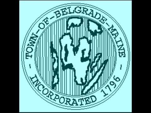 Town of Belgrade Select Board Meeting 01/16/2018