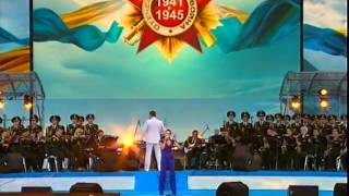 Zlata Ognevich - 3 songs from the (Victory Day concert) May 9, 2012