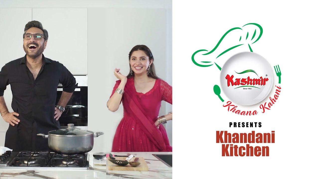 Kashmir Khaana Kahani - Khandani Kitchen - Episode 1 - Adnan Siddiqui