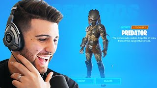 How To Unlock the PREDATOR Skin!
