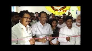 Minister Laxma Reddy Inaugurated Dialysis Centre at Wanaparthy Area Hospital | DECCAN TV