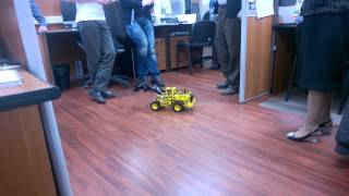 Lego Technic Автопогрузчик VOLVO L350F с дистанционным управлением, лего 42030 #1