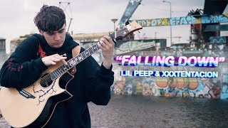 Lil Peep Xxxtentacion Falling Down - Fingerstyle Guitar Cover.mp3