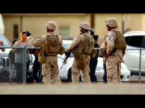 Operation Jade Helm 15 Arizona 04/17 in Urban Area