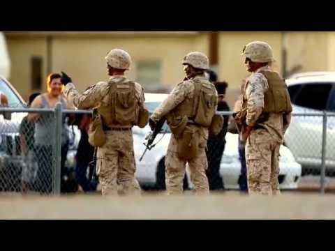 Operation Jade Helm 15 Arizona 04/17 in Urban Area
