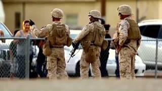 Operation Jade Helm 15 Arizona 04/17; Assault Support Tactics In Urban Area
