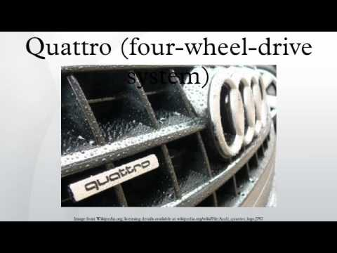 Quattro (four-wheel-drive system)