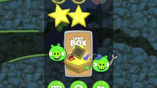 Bad Piggies Flight in the Night Level 4-22 Walkthrough 3 Star
