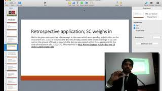 LBA Lecture: 12(2) CPC by Waqas Mir AHC