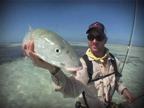 Farquhar Atoll - Fly Fishing with FlyCastaway