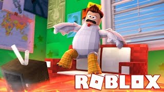 ROBLOX - The Foor is LAVA! [iOS Gameplay]