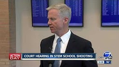 Judge to decide whether STEM School juvenile suspect will still be tried as adult