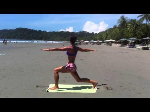 Pilates Bikini Butt and Legs in Costa Rica