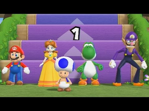 Mario Party 9 - Step It Up #11