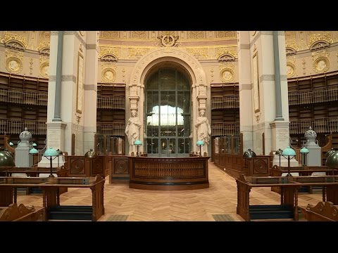 La BnF | Richelieu - Bibliothèques, musée, galeries