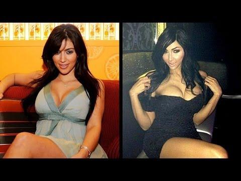 Chick Spends $30,000 to look like Kim Kardashian!