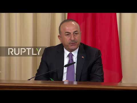 Russia: Turkish FM discusses S-400 supplies and visa-free travel with Lavrov
