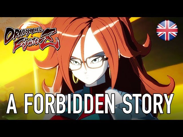 Dragon Ball FighterZ - PS4/XB1/PC - A forbidden story (TGS English Trailer)