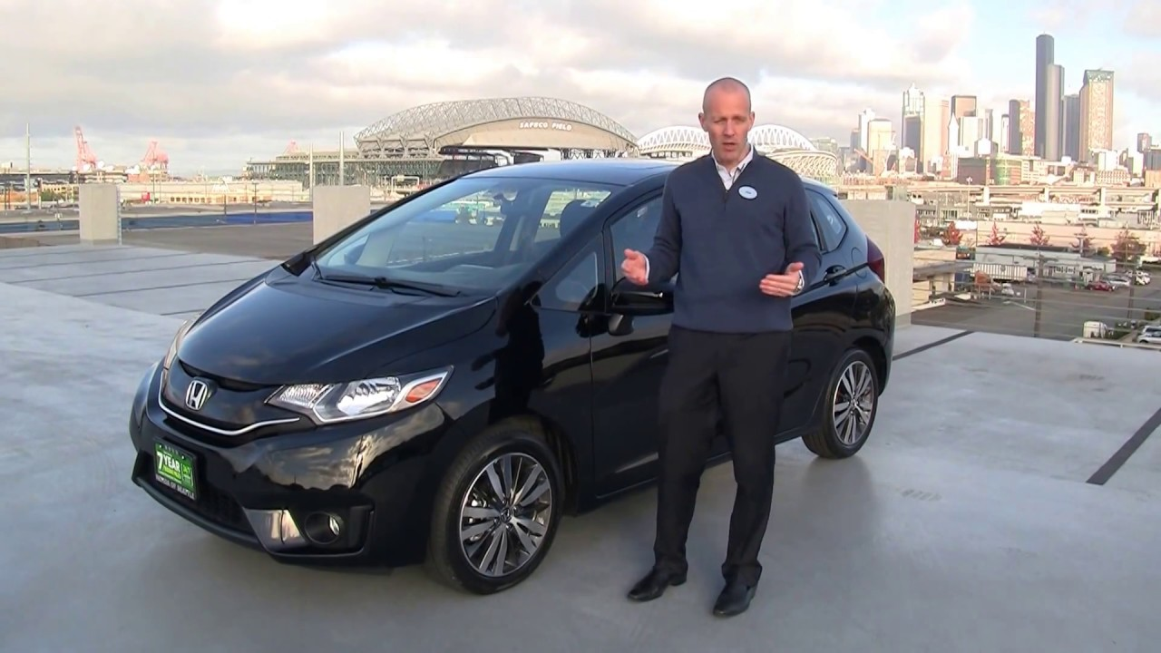 2016 Honda Fit Review