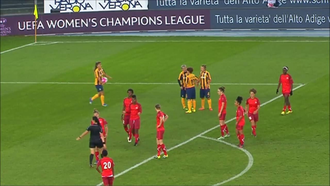 Champions Highlights Verona -  BIIK Kazygurt