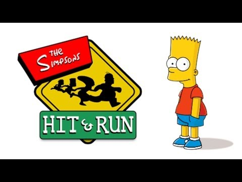 SIMPSONS: Hit and Run #4 - Game Violento e Fogos!