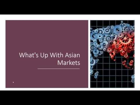 Where Are Asian Markets Heading With Donald Trump Threatening A Trade Wars