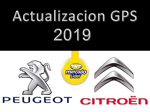 Actualización Gps Peugeot 308/408/508/etc (mapa 2015 + Trip + Pois)