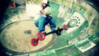 "Gunma Mountainboard Tour (september 2009) ""BAD boys version"""